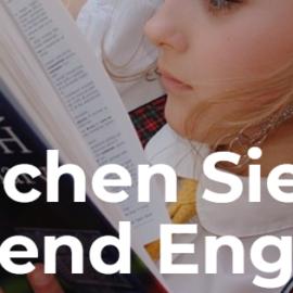 Sprechen Sie fließend Englisch!