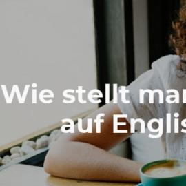 Wie stellt man Fragen auf Englisch?