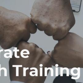 Corporate English training