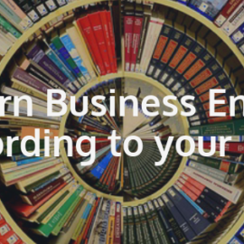 Learn Business English according to your needs
