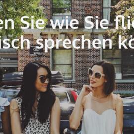 Lernen Sie wie Sie fließend Englisch sprechen können