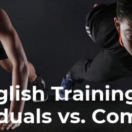 english training companies