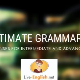 English Grammar Guide: Tenses