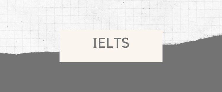 IELTS English exam preparation